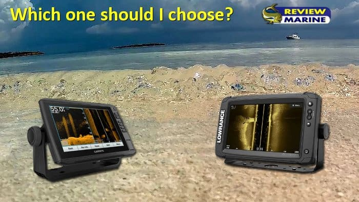 Garmin ECHOMAP UHD 93sv or Lowrance Elite-9 Ti2 Which one Should I Choose