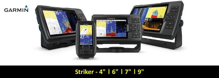 Choosing the Best Striker Fishfinder