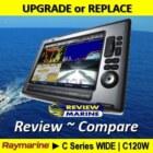Raymarine E120W