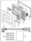 Raymarine E120W - Box Contents