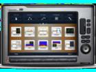 Raymarine E140W - Home Screen