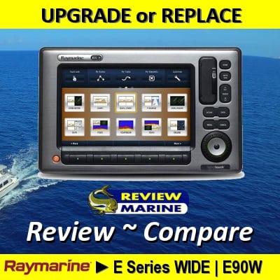 Raymarine E90W