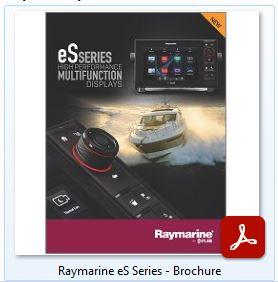 Raymarine eS Series - Brochure