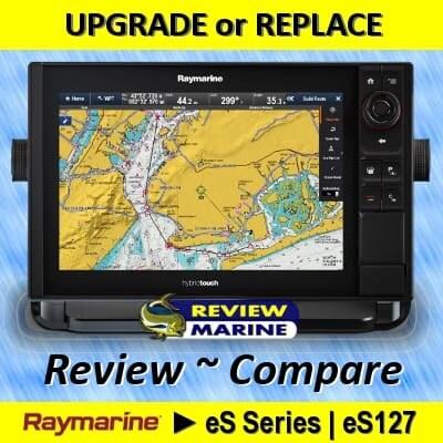 Raymarine eS127