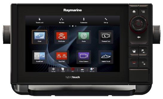 Raymarine eS127 - Screen Control