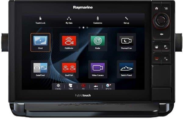 Raymarine eS128 - Screen Control