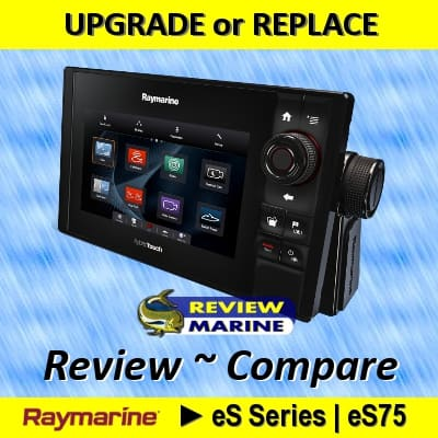 Raymarine eS75