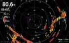 Raymarine eS75 - Quantum WiFI Radar