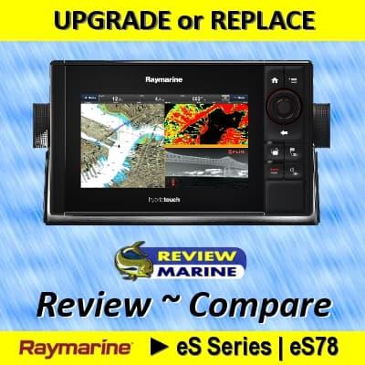 Raymarine eS78