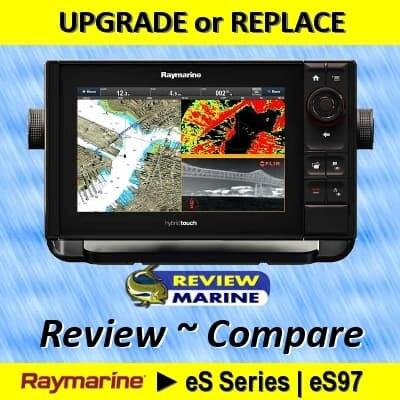 Raymarine eS97