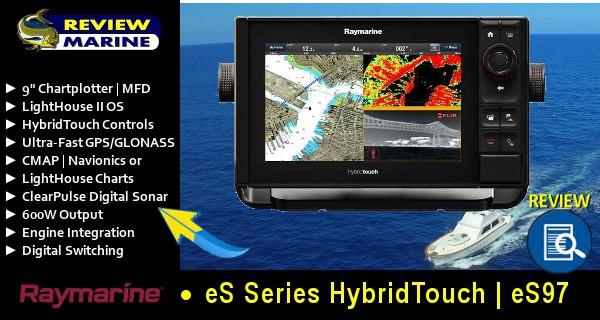 Raymarine eS97 - Review