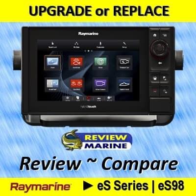 Raymarine eS98