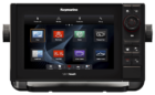 Raymarine eS98 Screen Controls