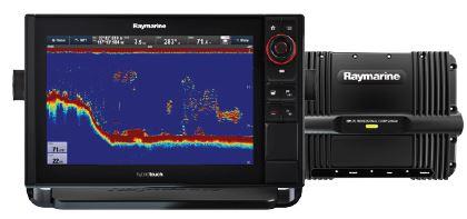 Raymarine eS98 with advanced sonar