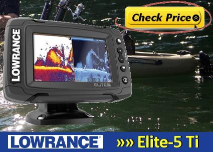 Lowrance Elite-5 Ti - Shop Now