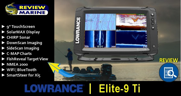 Lowrance Elite-9 Ti Review
